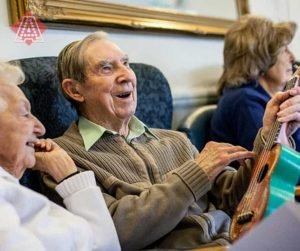 Nursing Home - Care Home Musicians